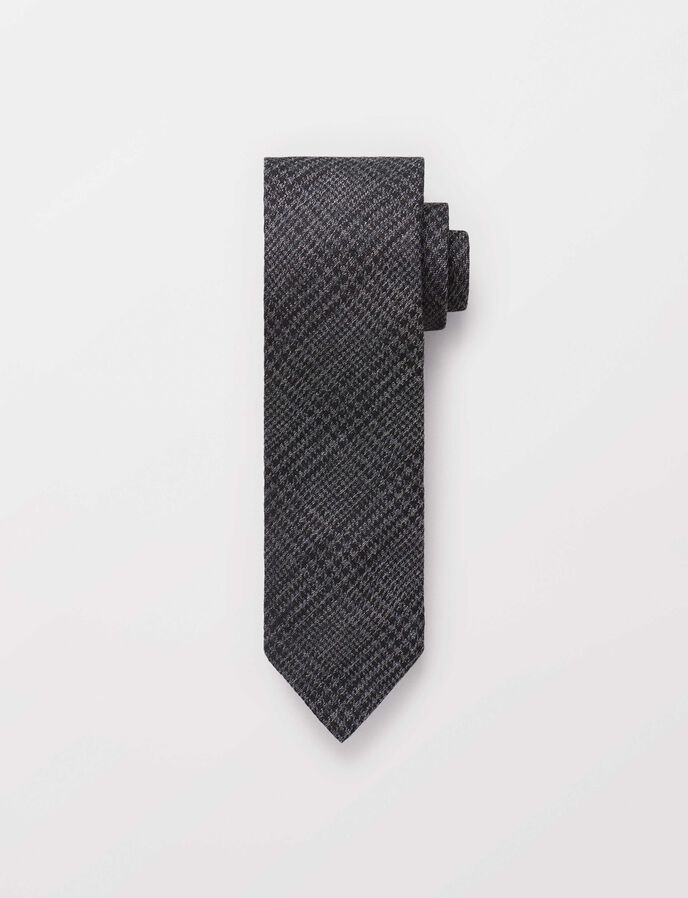 Tornan Tie in Charcoal from Tiger of Sweden