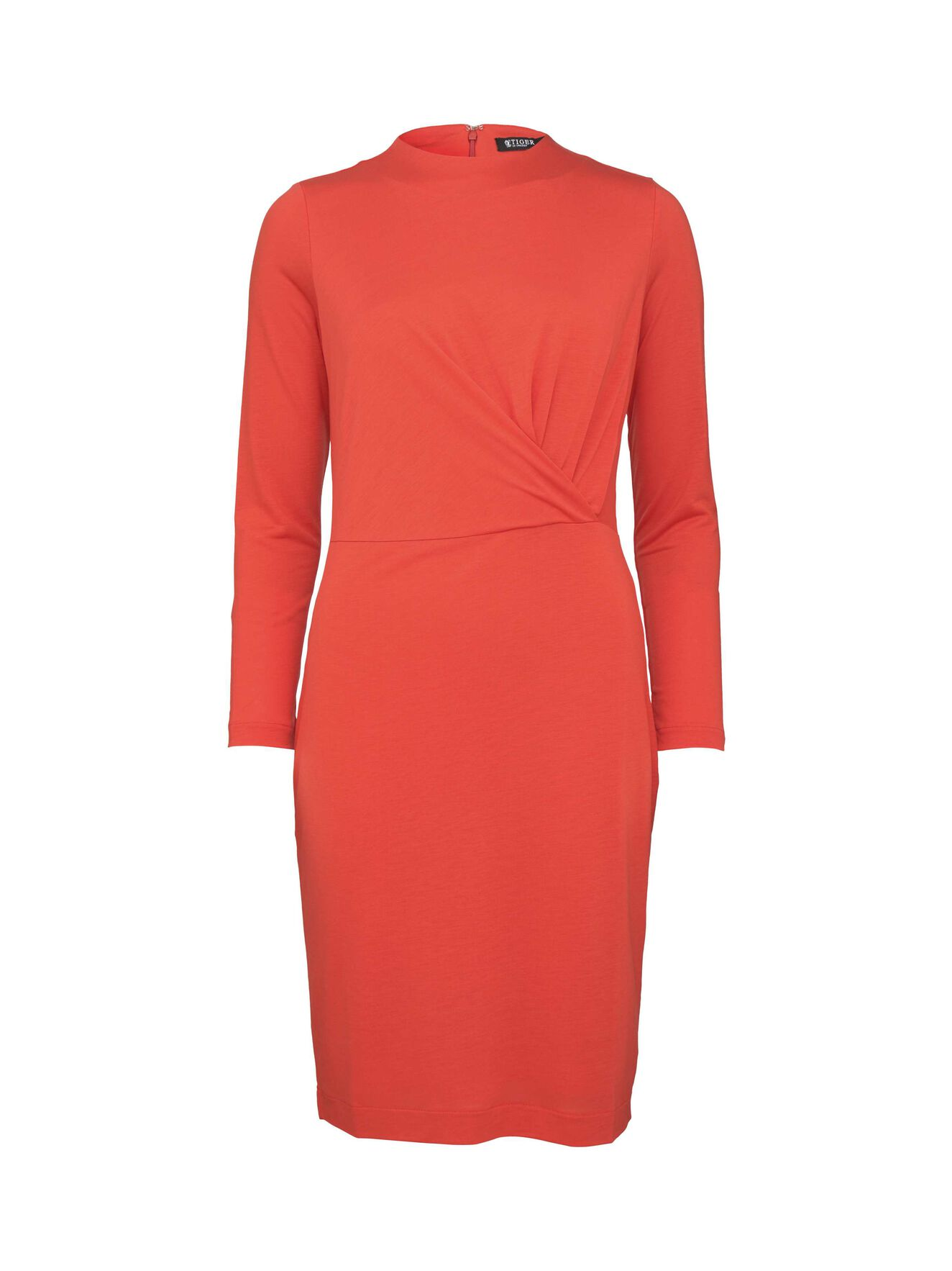 Dafne Dress in Flame Red from Tiger of Sweden