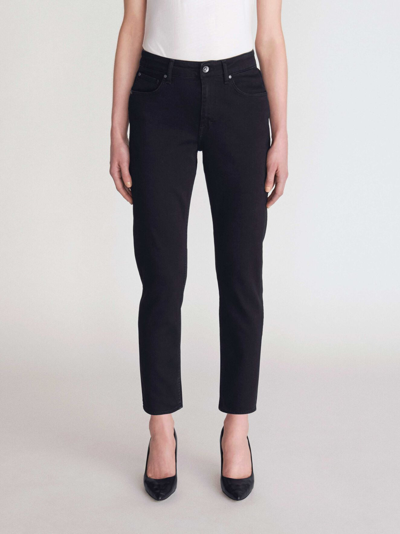 Lea jeans in Black from Tiger of Sweden