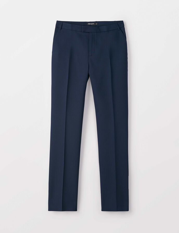 Yulia trousers in Peacoat Blue from Tiger of Sweden
