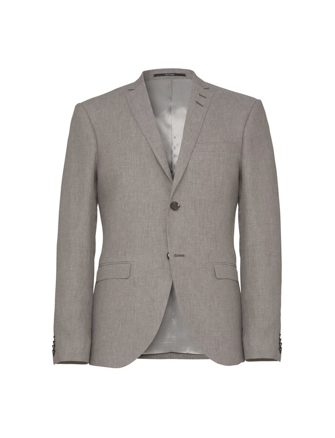 Jil Blazer in Dark Sand from Tiger of Sweden