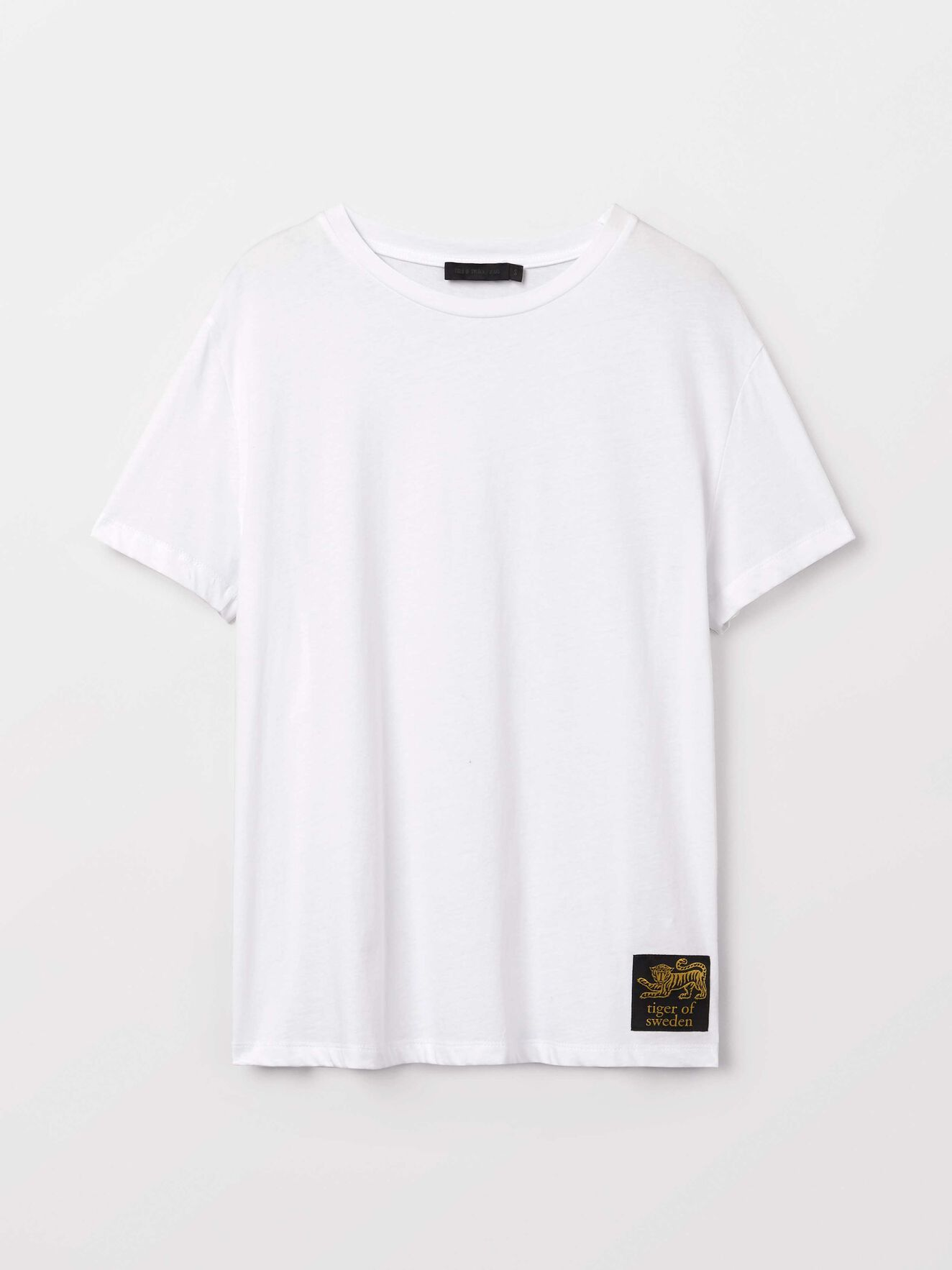 Dawn T-Shirt   in White from Tiger of Sweden
