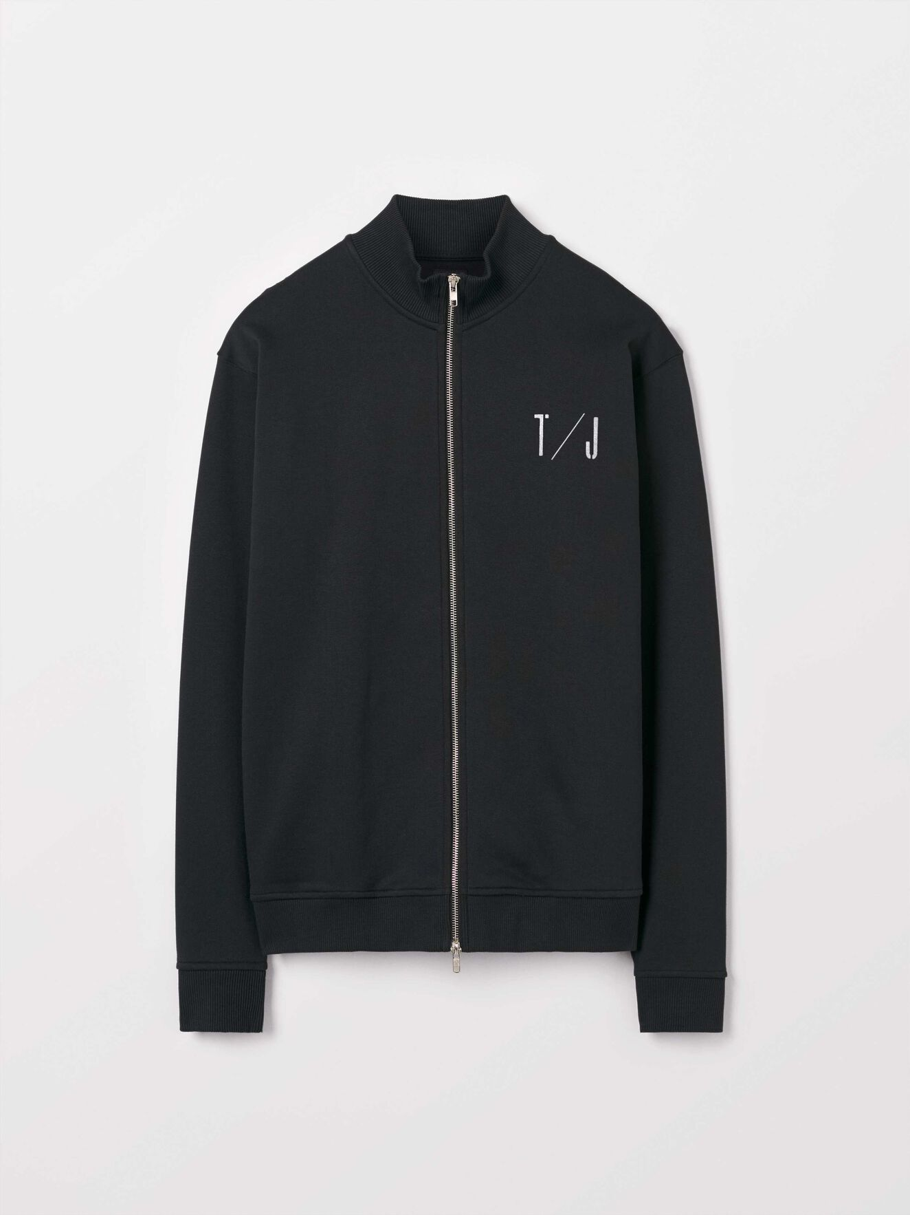 Pras Sweatshirt in Black from Tiger of Sweden