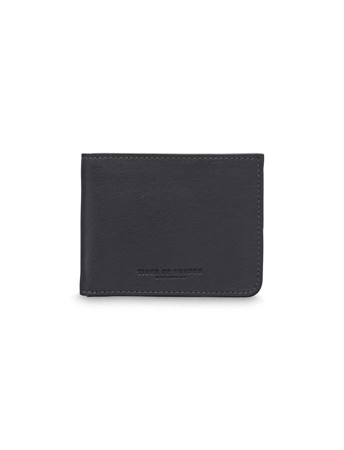 ZADKINE WALLET in Fall Concrete from Tiger of Sweden