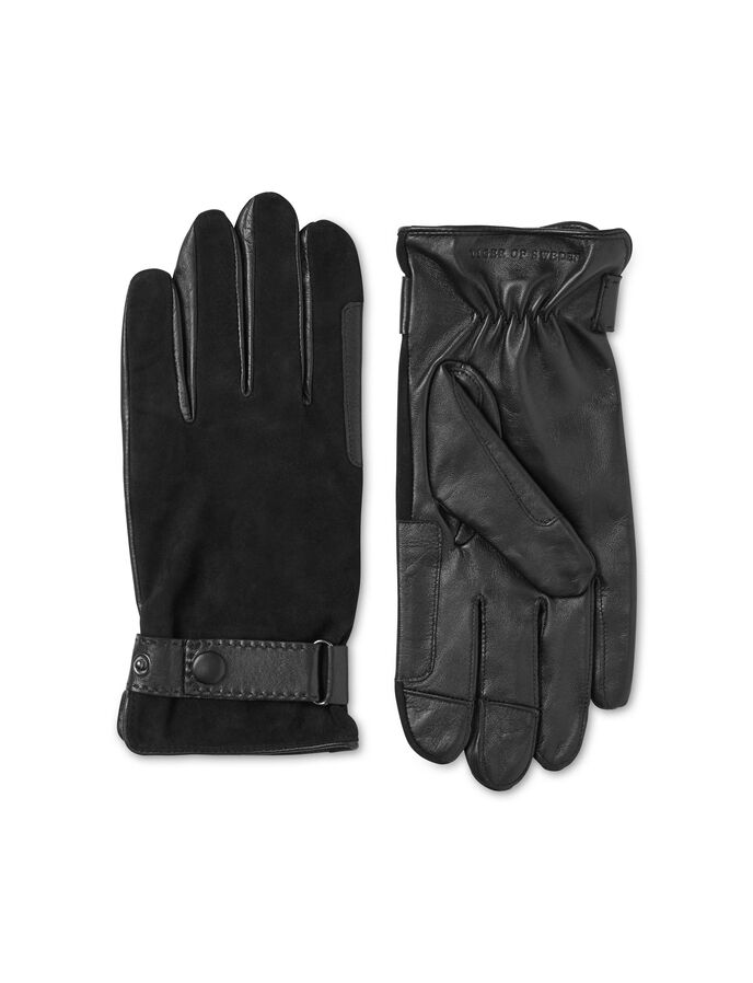 PONTEFRACT GLOVES in Black from Tiger of Sweden