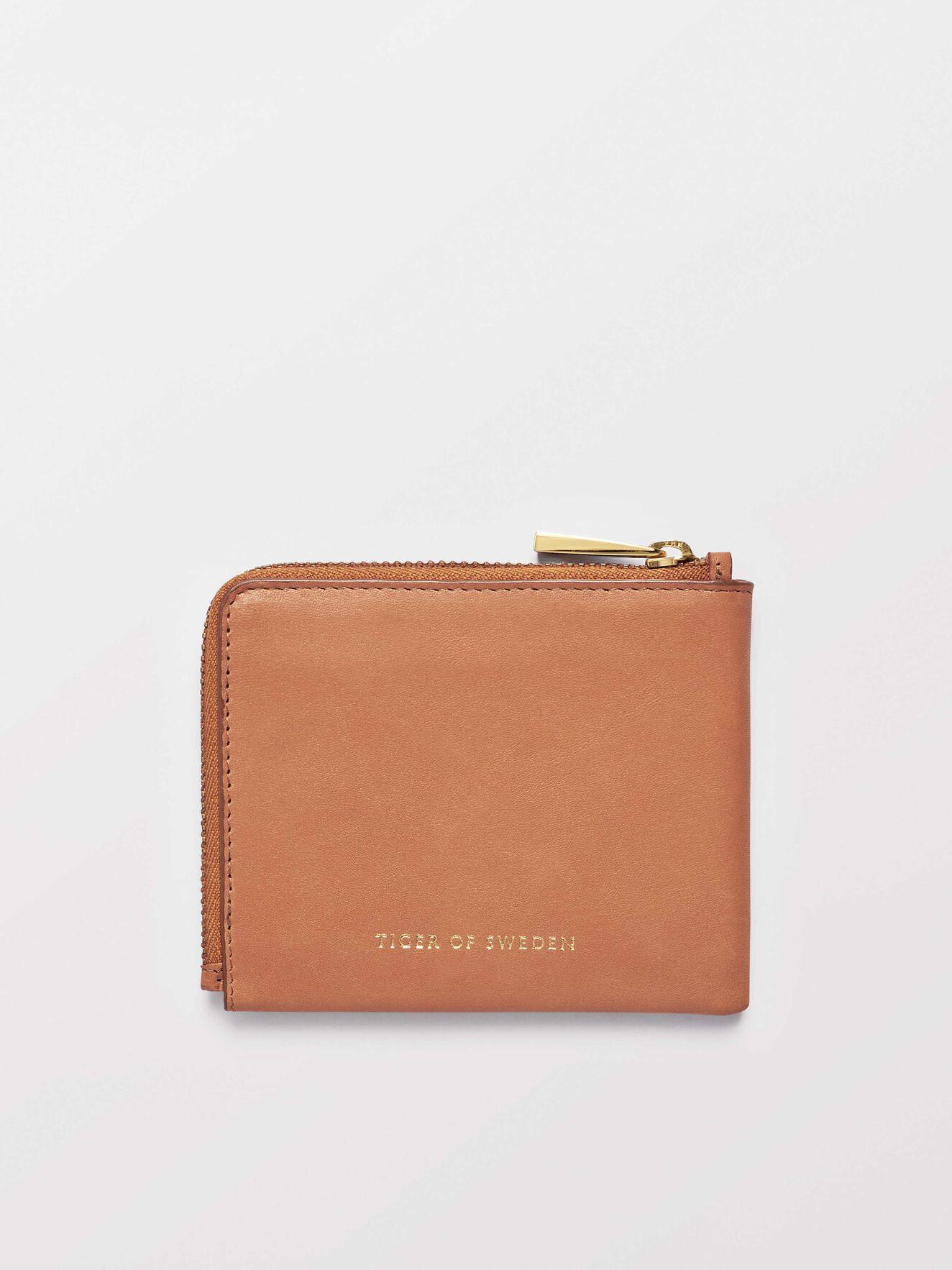 Wortafo Wallet in Cognac from Tiger of Sweden