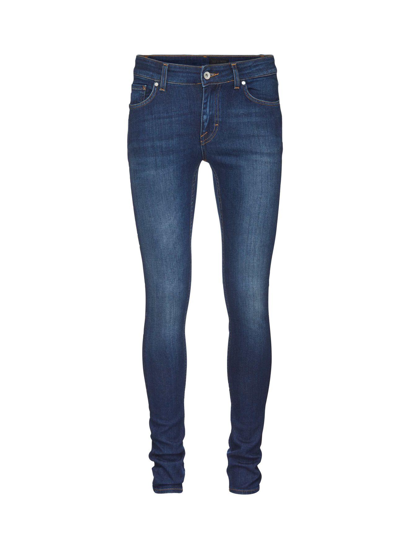 Slight jeans in Royal Blue from Tiger of Sweden