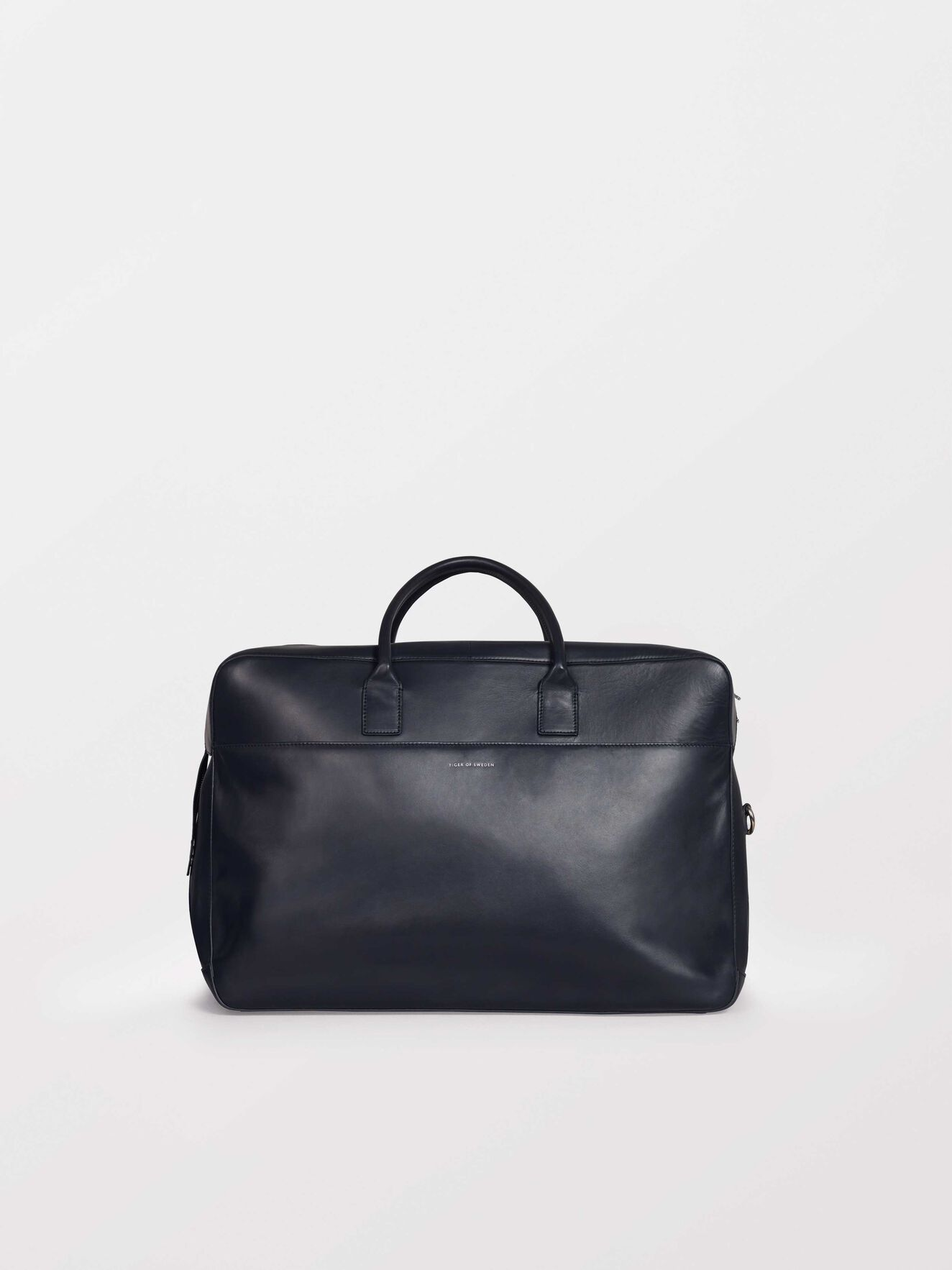 Bernoulli Weekend Bag in Light Ink from Tiger of Sweden