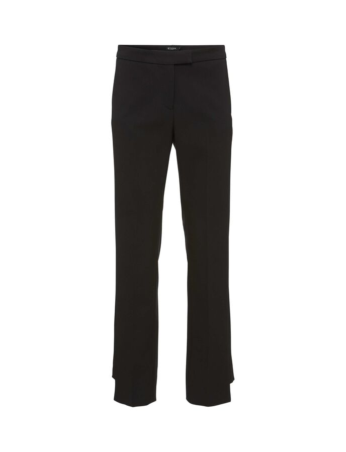 MENTO TROUSERS in Midnight Black from Tiger of Sweden
