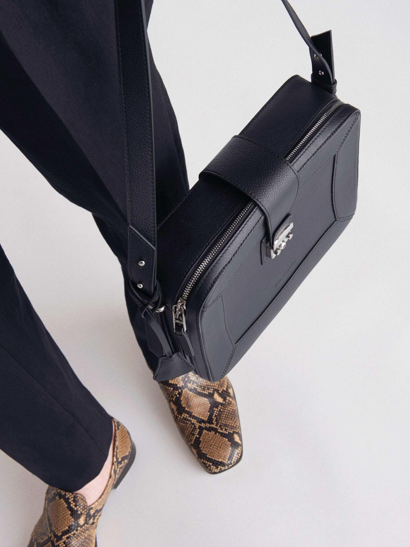 Solen S Shoes in BEIGE MELANGE from Tiger of Sweden