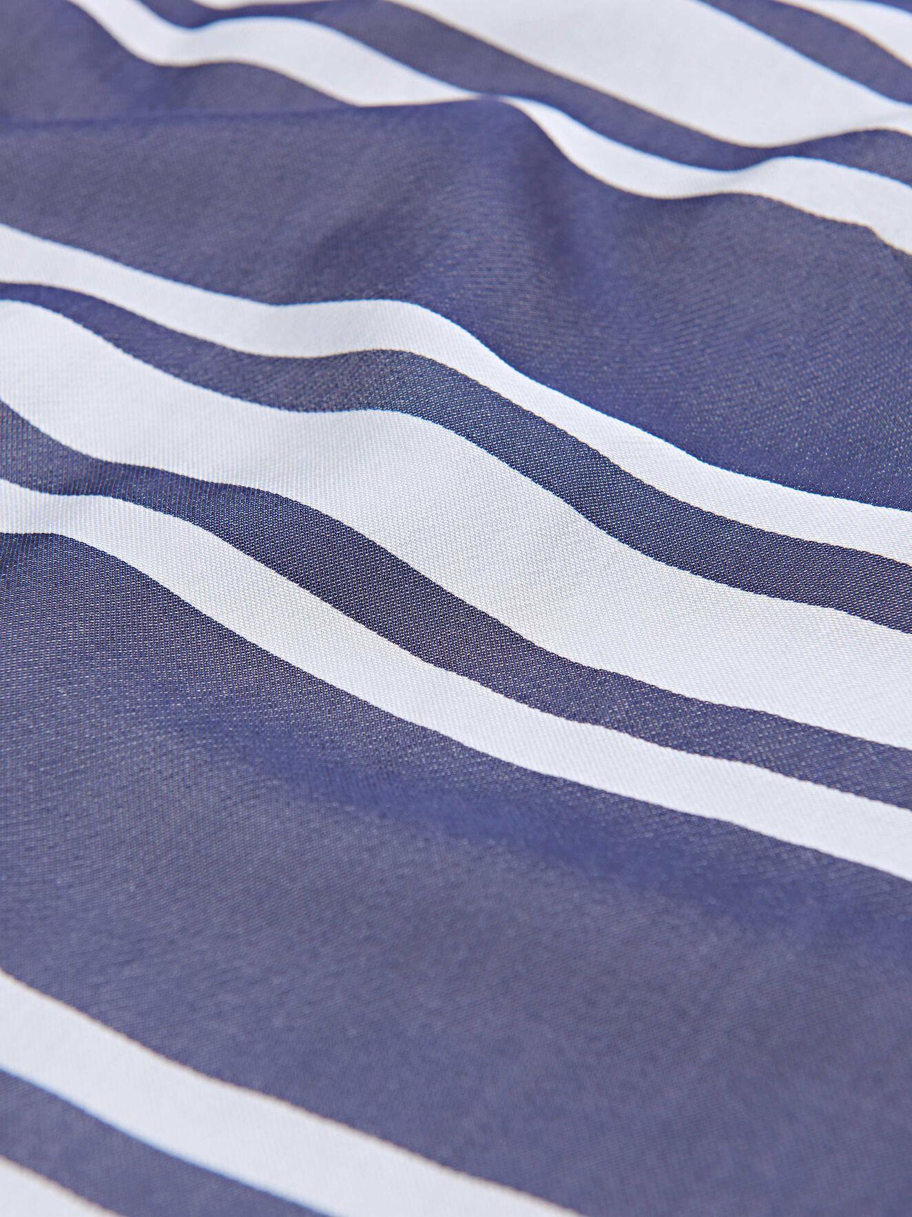 Sanako S Top in Deep Ocean Blue from Tiger of Sweden
