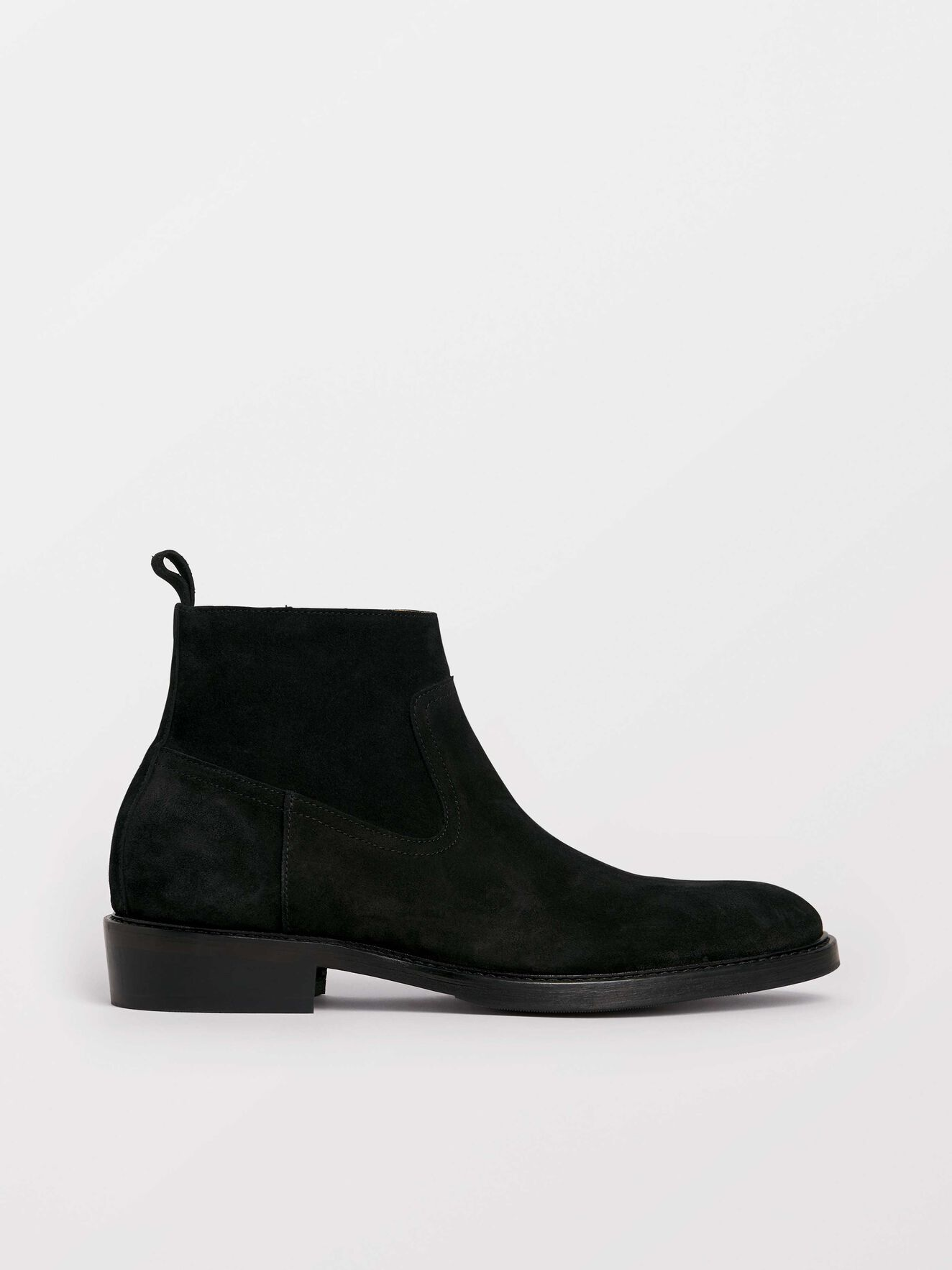 Barant S Stiefel in Black from Tiger of Sweden