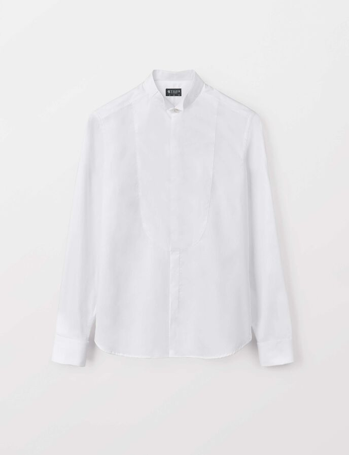 Bolin shirt in Pure white from Tiger of Sweden