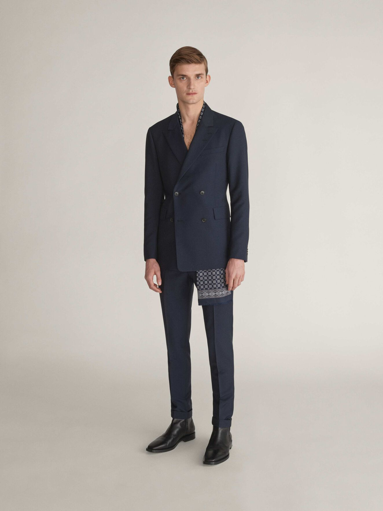1903 Db Blazer  in Royal Blue from Tiger of Sweden