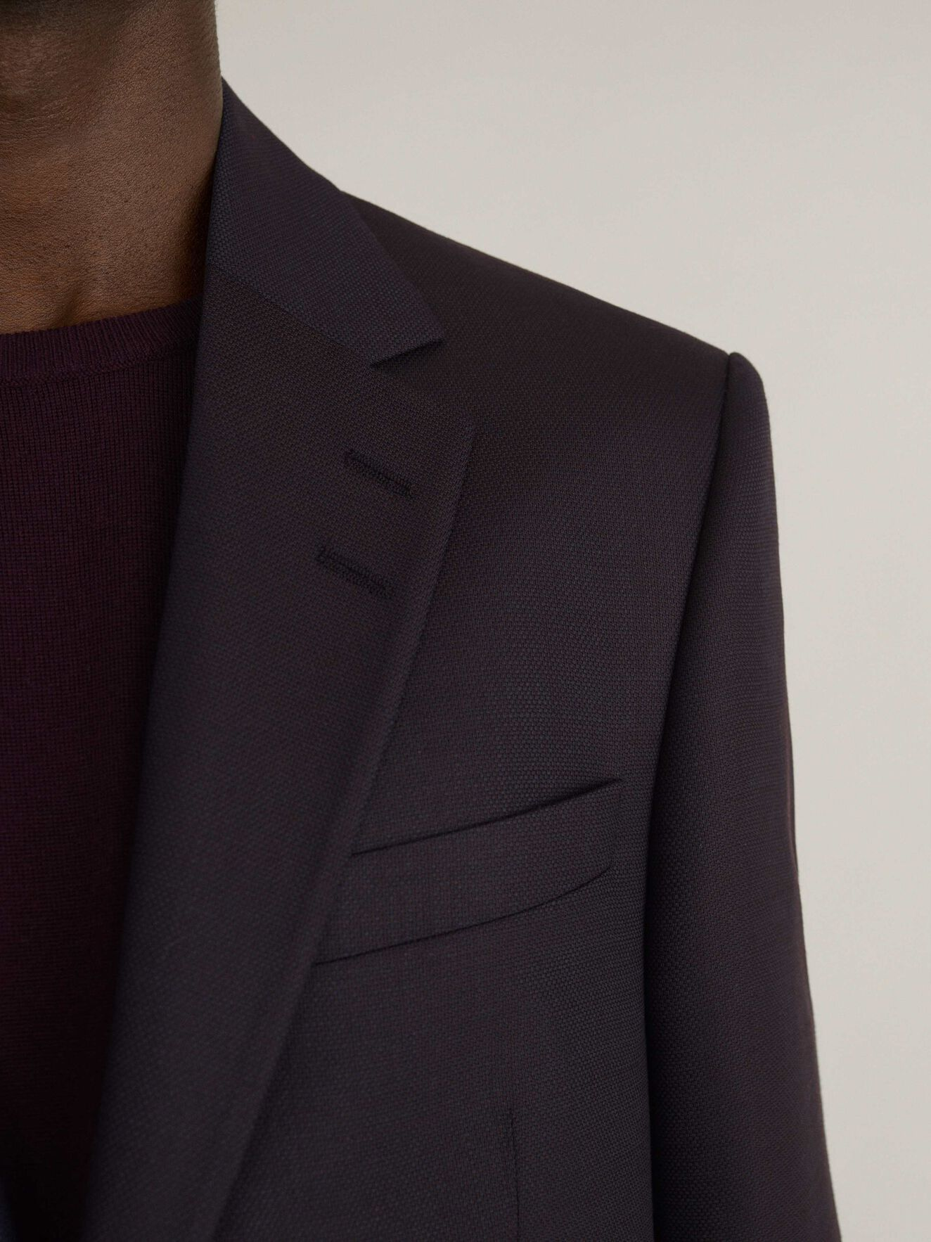 Jamonte Blazer in Noon Plum from Tiger of Sweden
