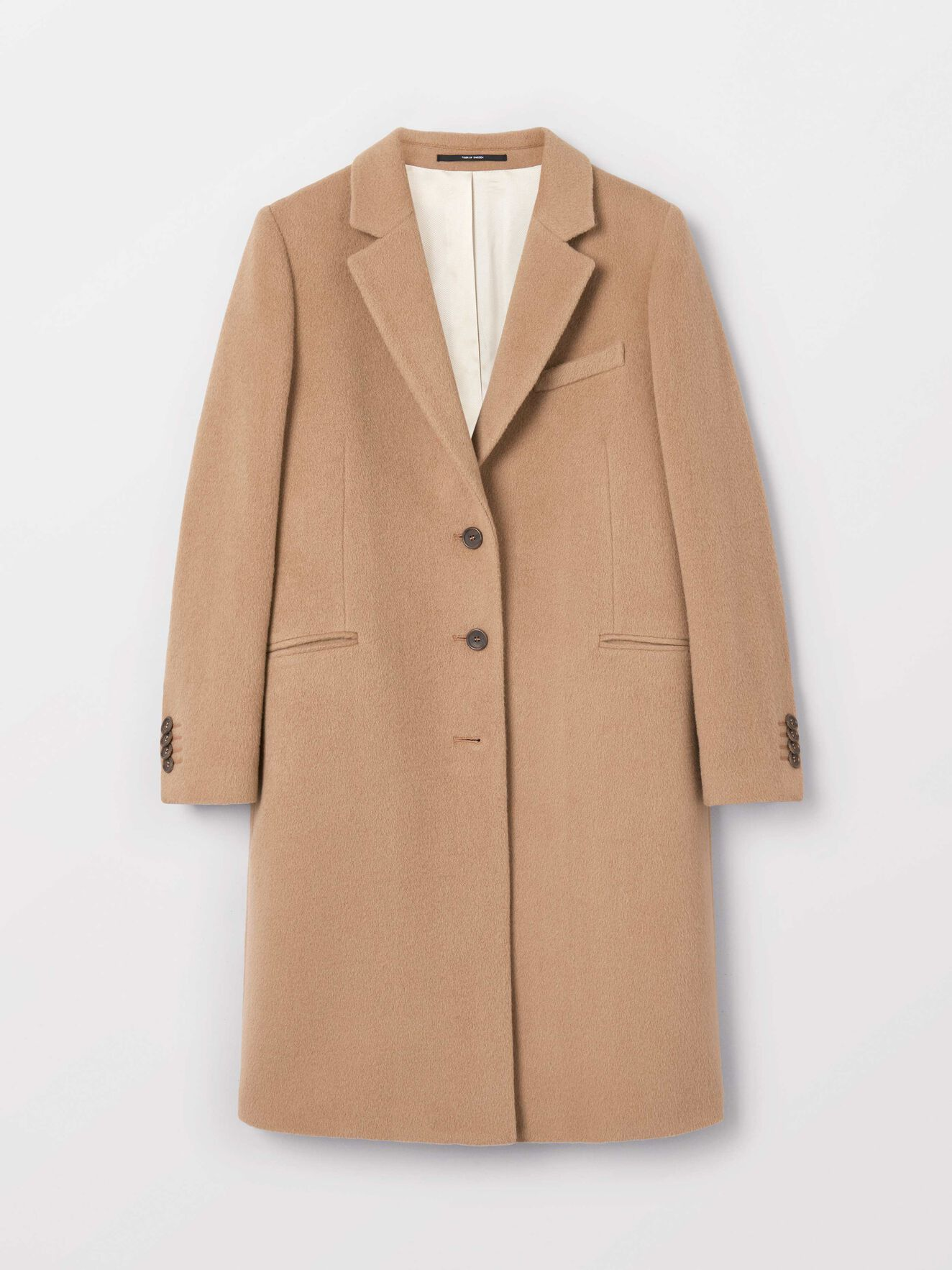 Cianne Coat in Camel from Tiger of Sweden