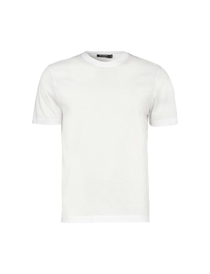 LYOELL T-SHIRT in Pure white from Tiger of Sweden