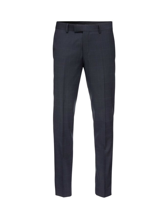 GORDON TROUSERS in Light Ink from Tiger of Sweden