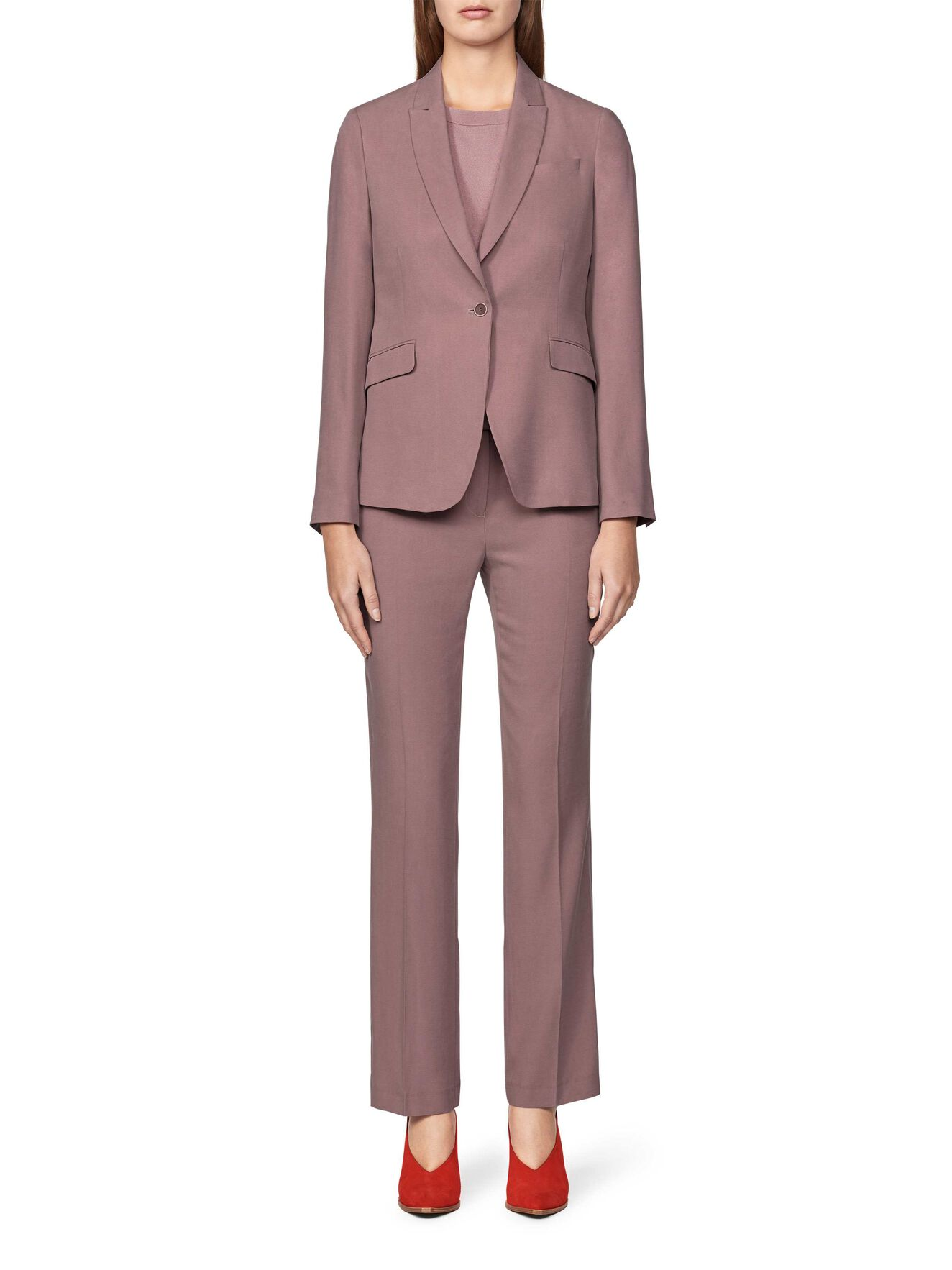 RUMA 2 BLAZER in Mellow Mulberry from Tiger of Sweden