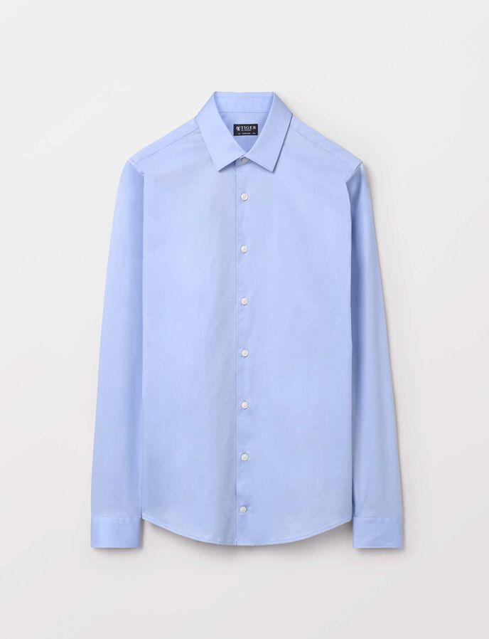Filbrodie Shirt in Pastelblue from Tiger of Sweden