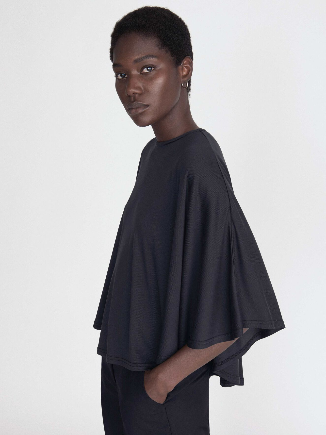 Thilia M Top in Black from Tiger of Sweden