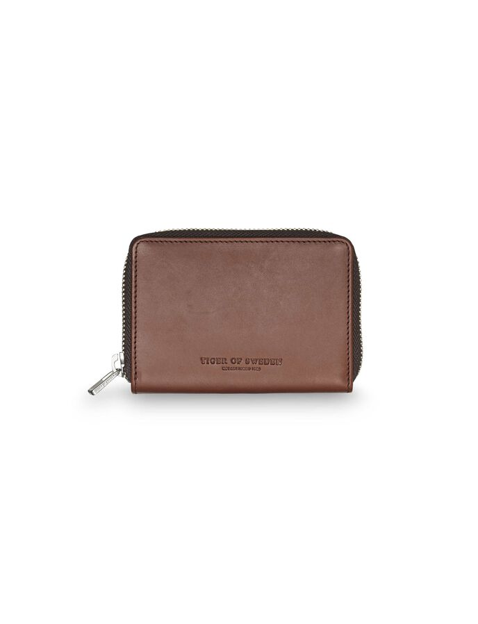 KARBIN2 WALLET in Golden Brown from Tiger of Sweden