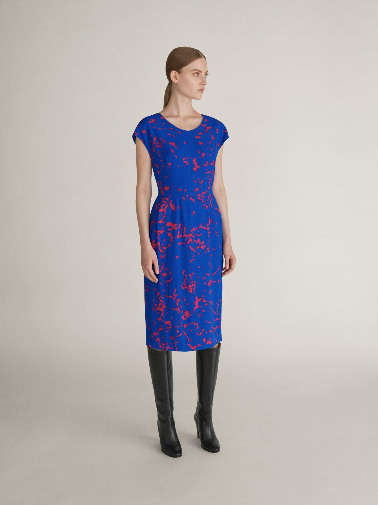 Cady P Dress in ARTWORK from Tiger of Sweden