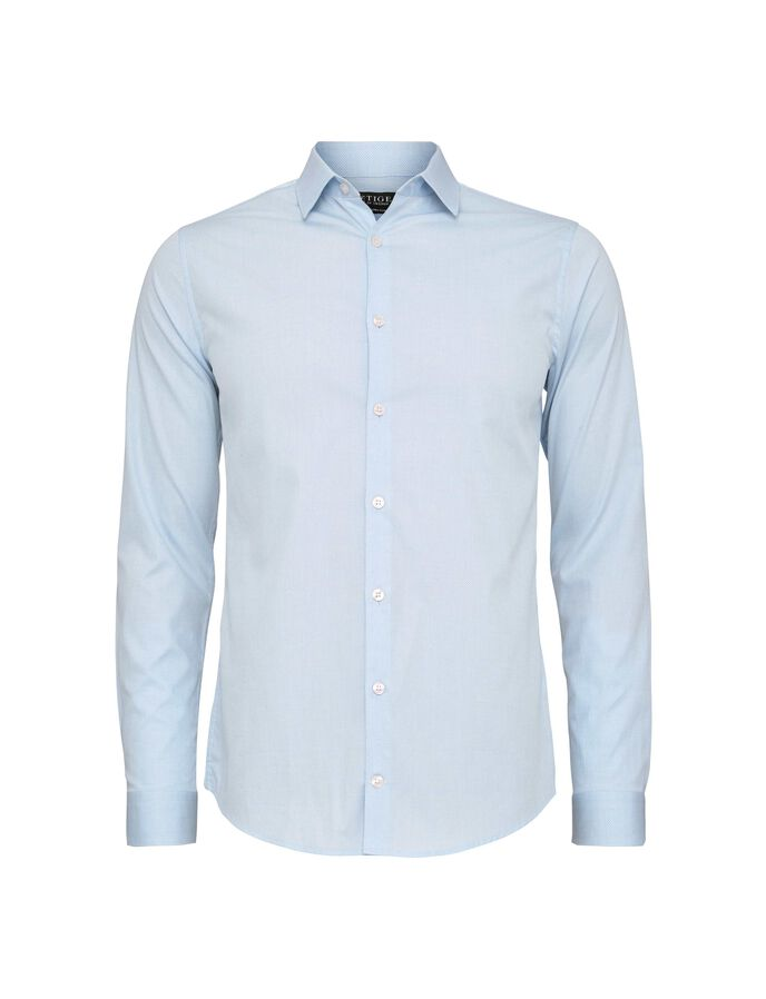BRODIE SHIRT in Light blue from Tiger of Sweden