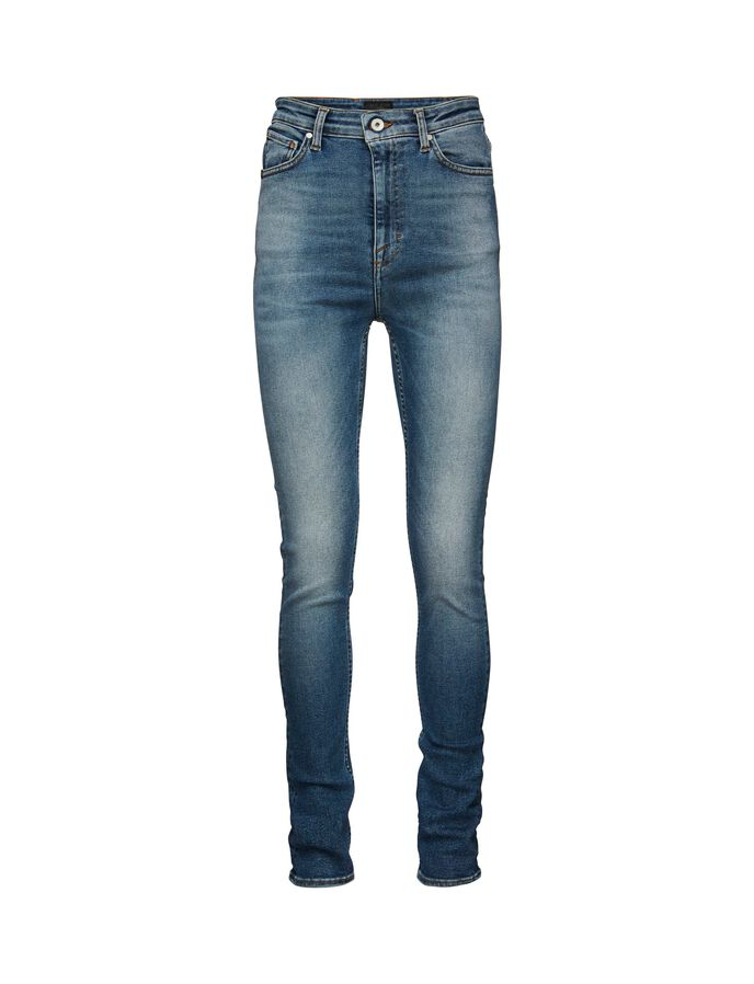 SANDIE JEANS in Medium Blue from Tiger of Sweden