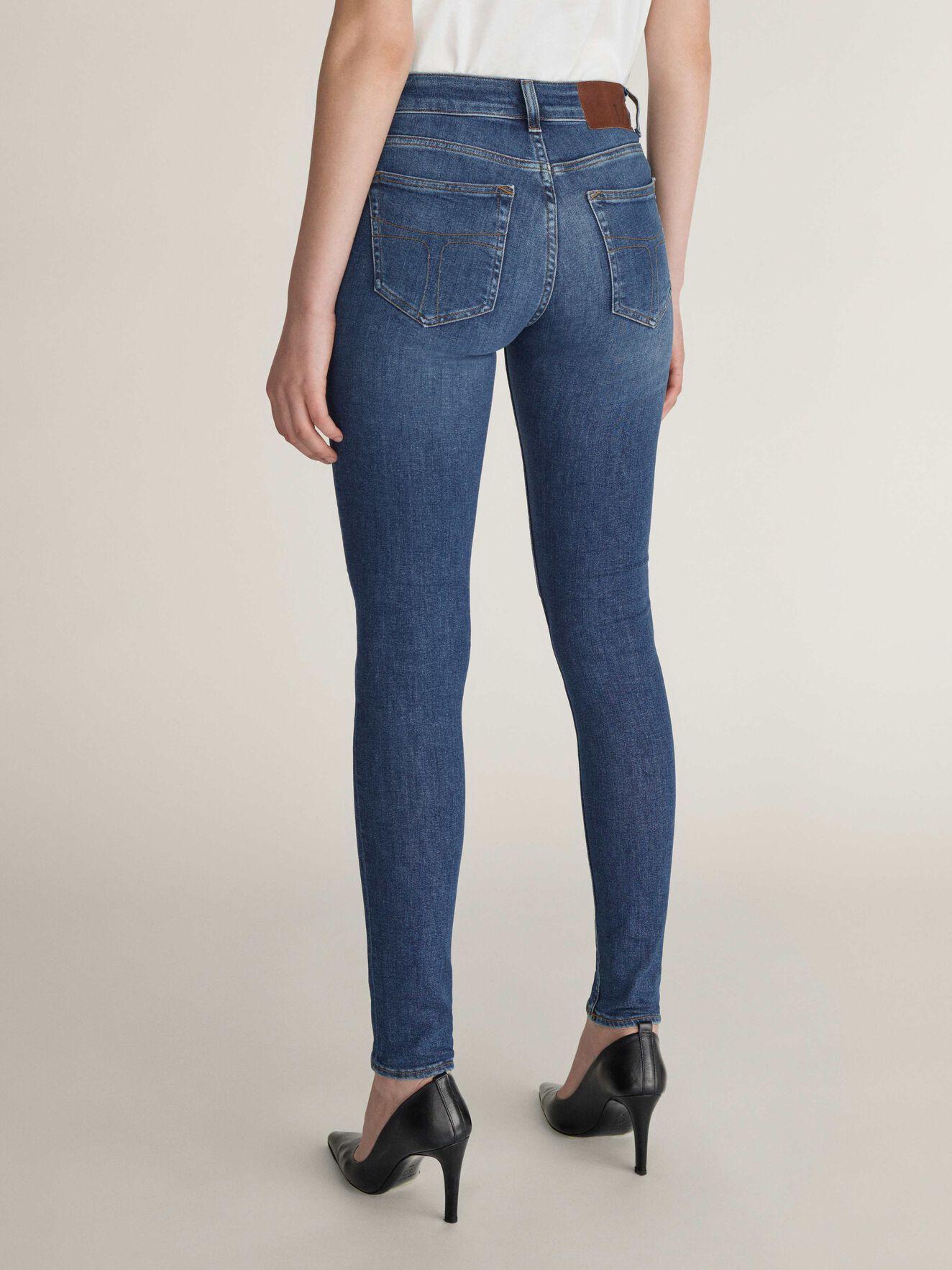 Slight Jeans in Medium Blue from Tiger of Sweden