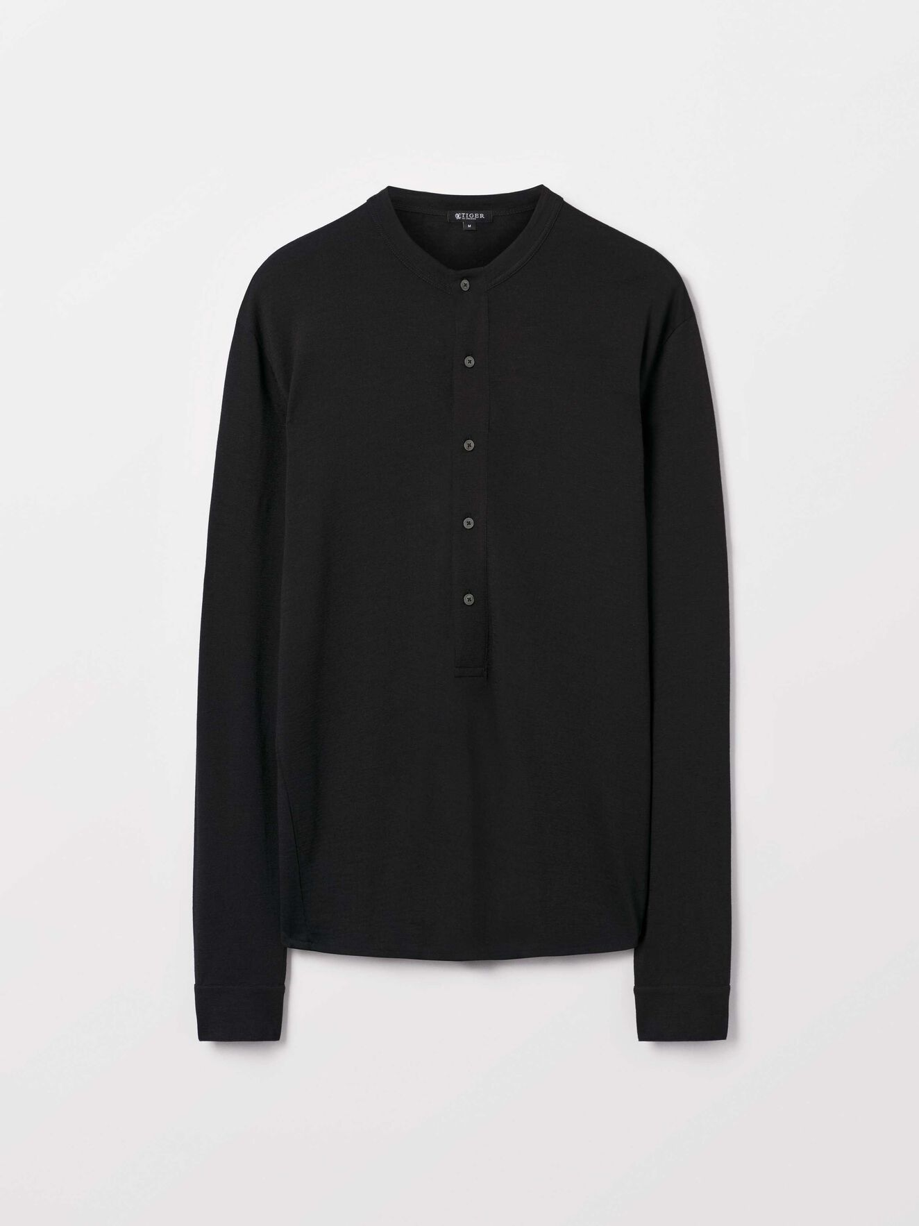 Danton T-Shirt in Black from Tiger of Sweden