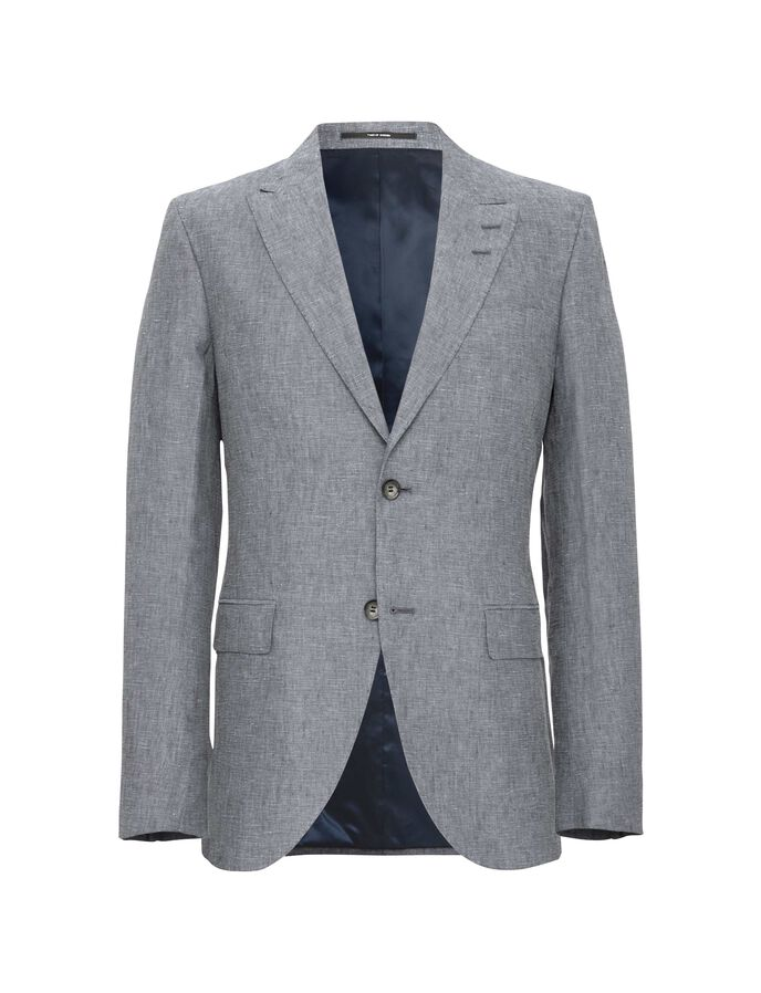 LAMAR BLAZER in Light grey melange from Tiger of Sweden