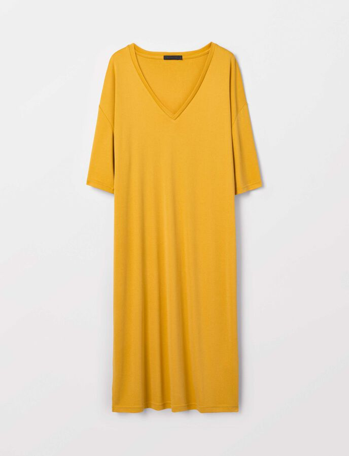 Remy Dress in Mustard from Tiger of Sweden