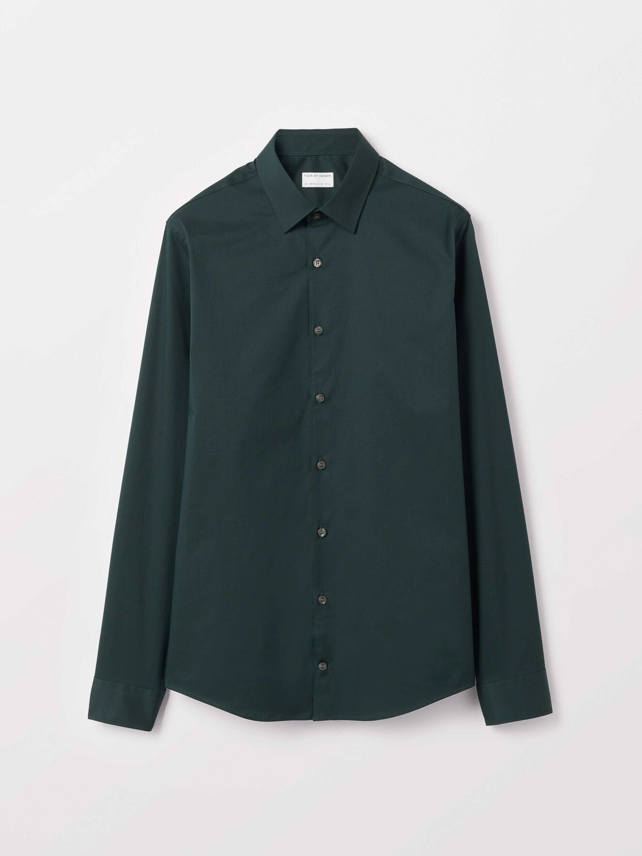 Filbrodie Shirt in Scarab Green from Tiger of Sweden
