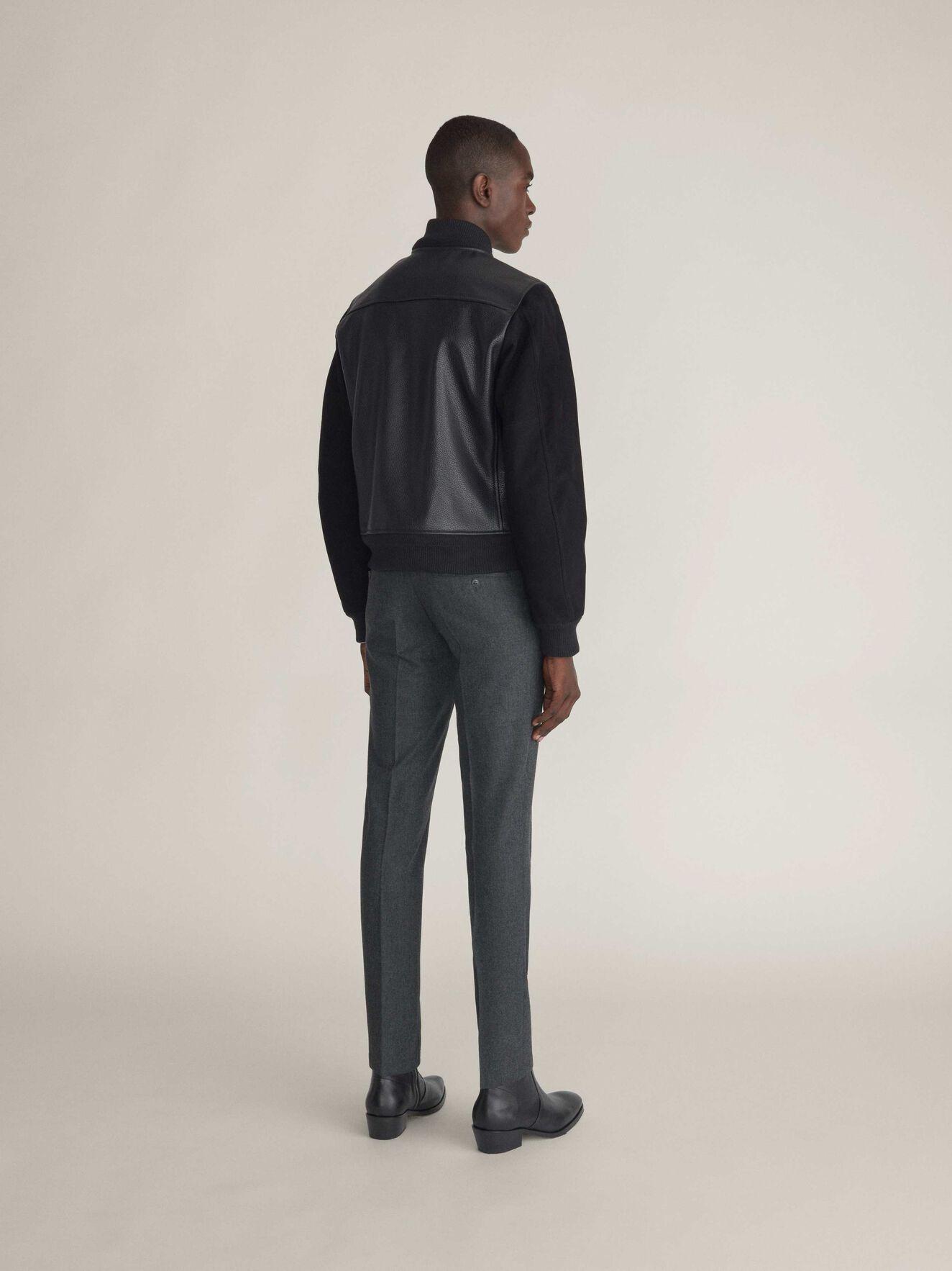 Laslar Jacket in Black from Tiger of Sweden