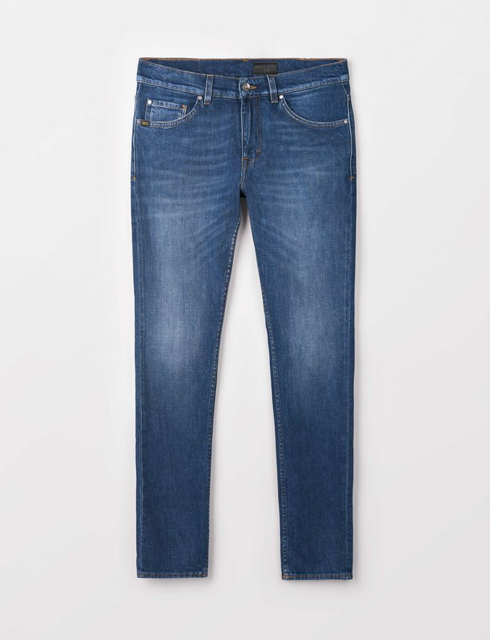 Evolve jeans in Medium Blue from Tiger of Sweden