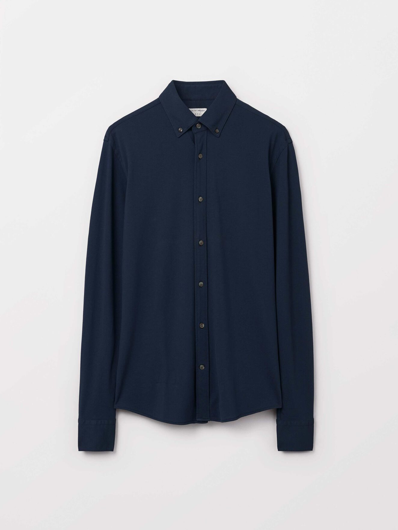 Fenald Shirt in Purple Blue from Tiger of Sweden