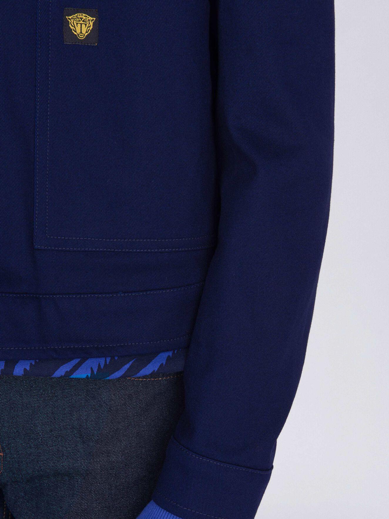 Kasar Jacket in Maritime Blue from Tiger of Sweden