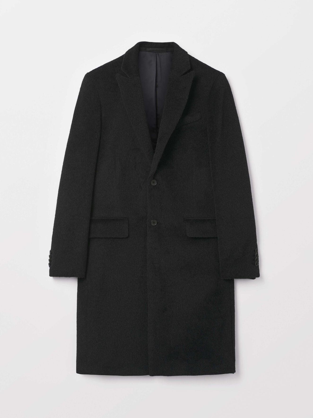 Casiliev Coat in Black from Tiger of Sweden
