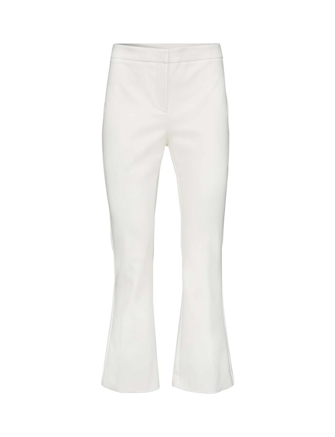 NOORA HOSE in Star White from Tiger of Sweden