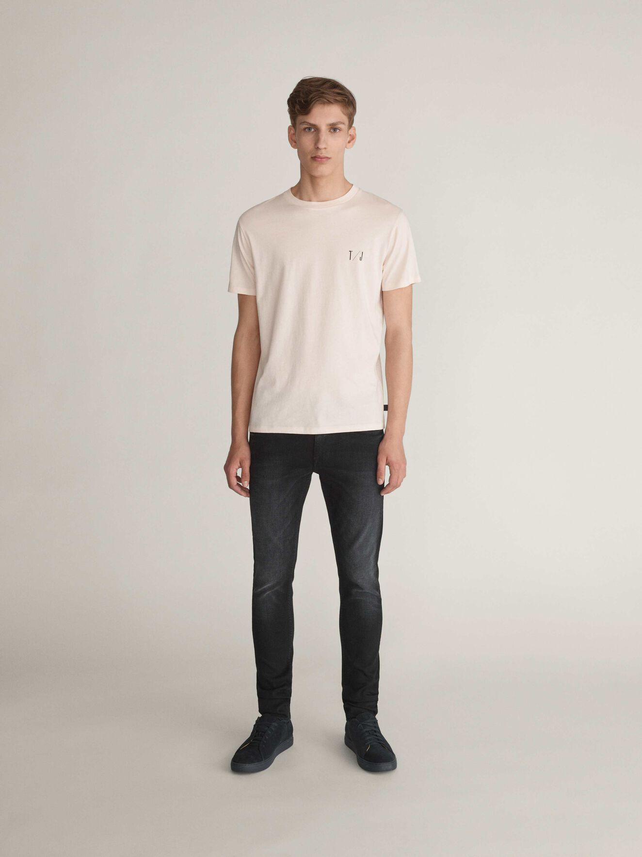 Fleek T-Shirt in Angel Wing from Tiger of Sweden