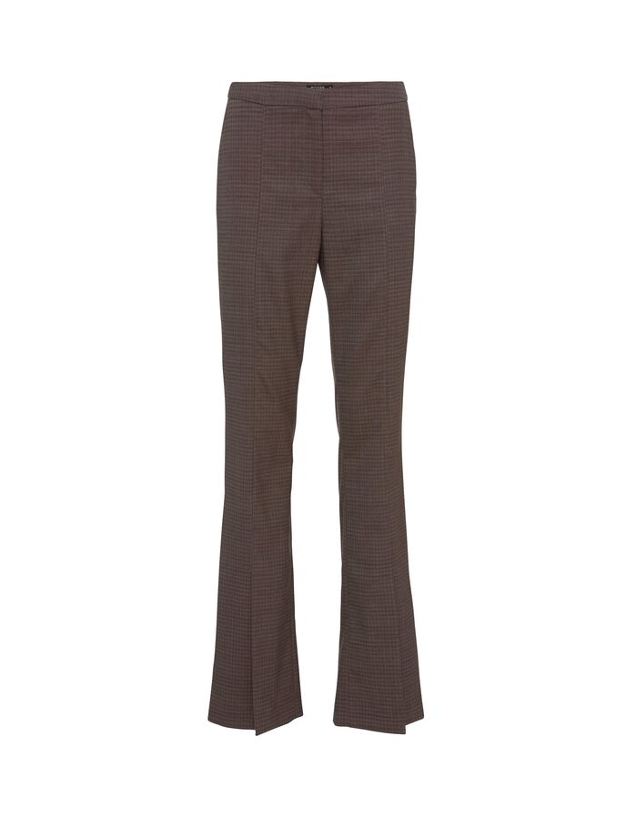STARR HOSE in Mellow Mulberry from Tiger of Sweden
