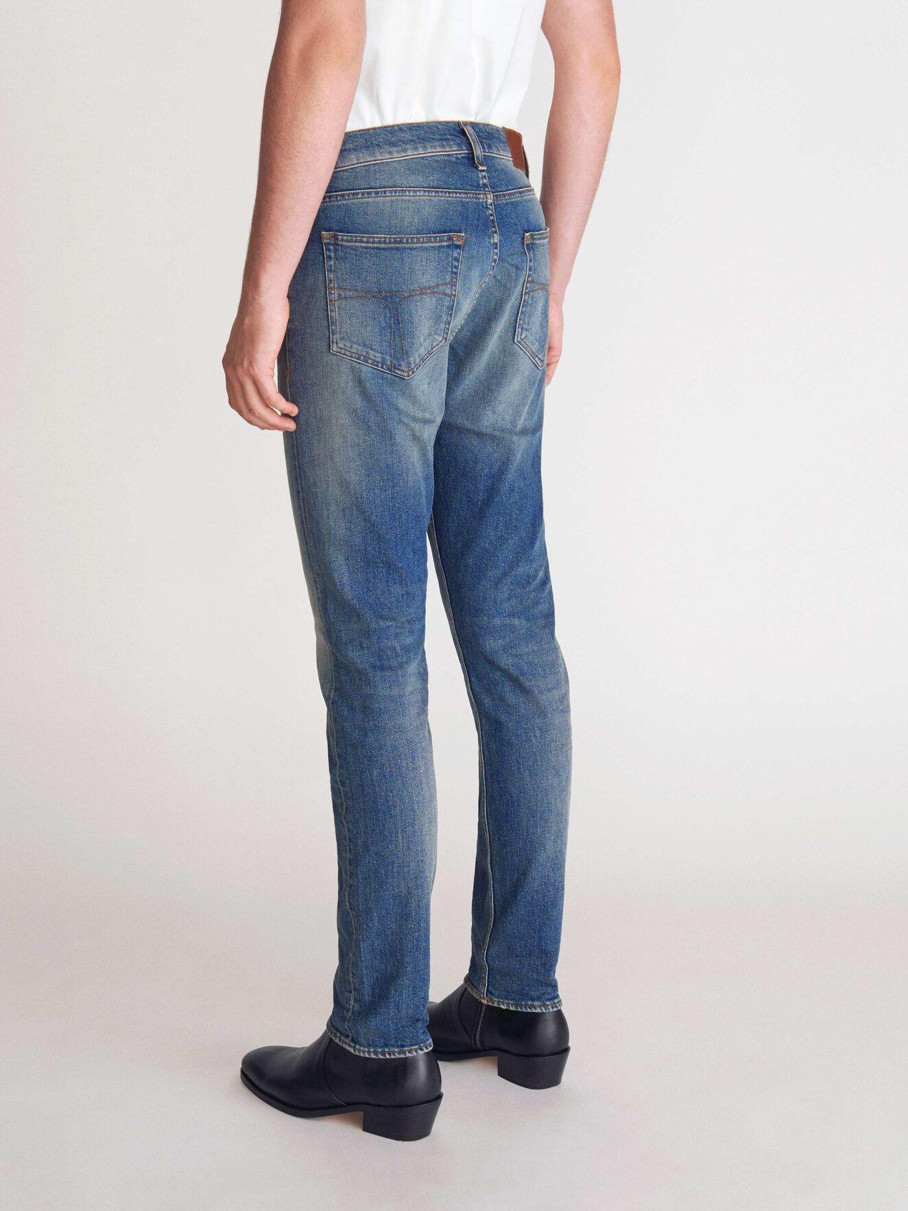 Pistolero jeans in Dust blue from Tiger of Sweden