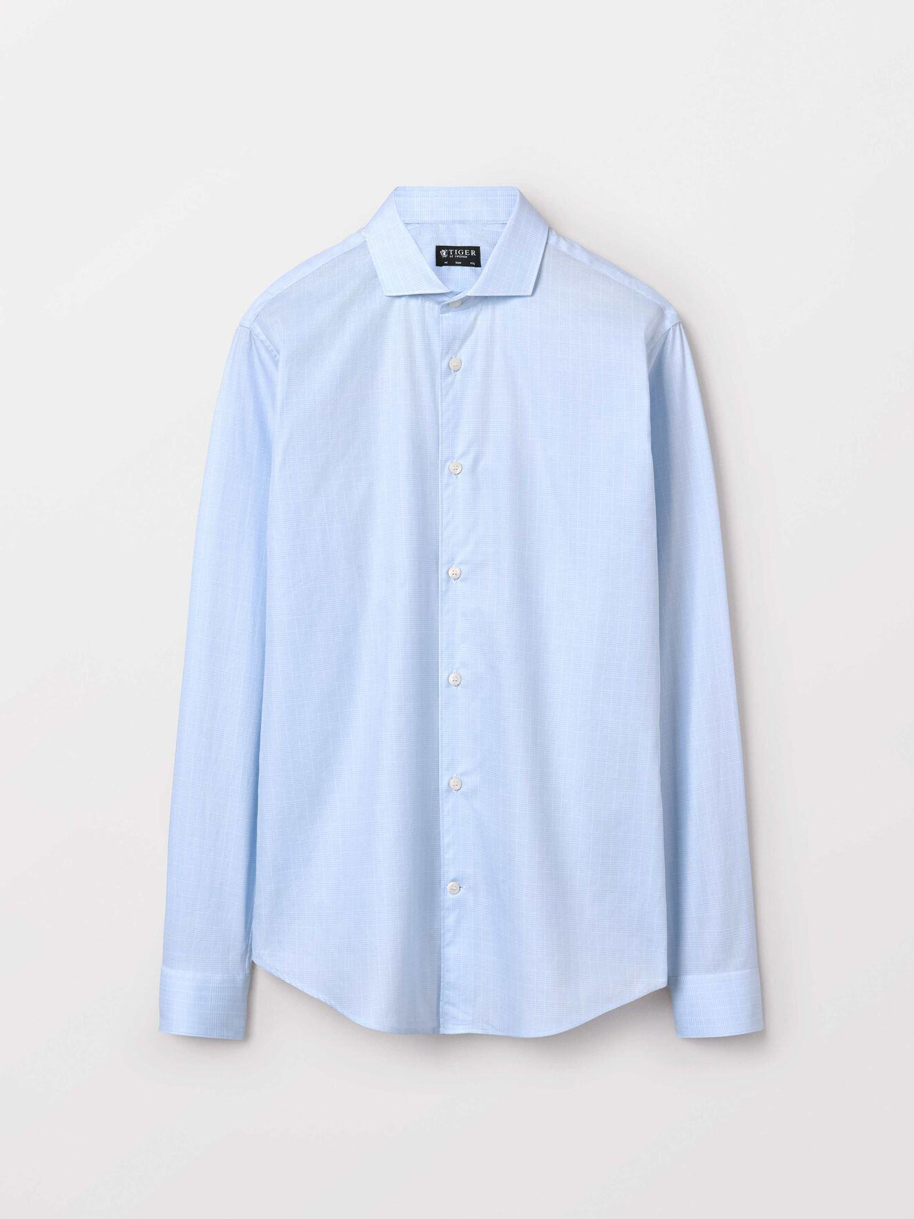 Farrell 5 Shirt in Pastelblue from Tiger of Sweden