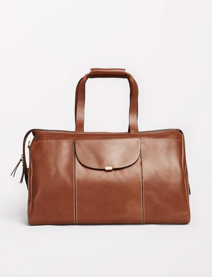 Rouaul travel bag  in Light Brown from Tiger of Sweden