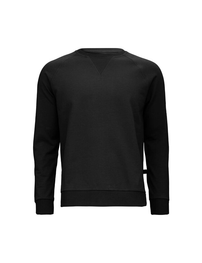 SLIZE SWEATSHIRT in Black from Tiger of Sweden