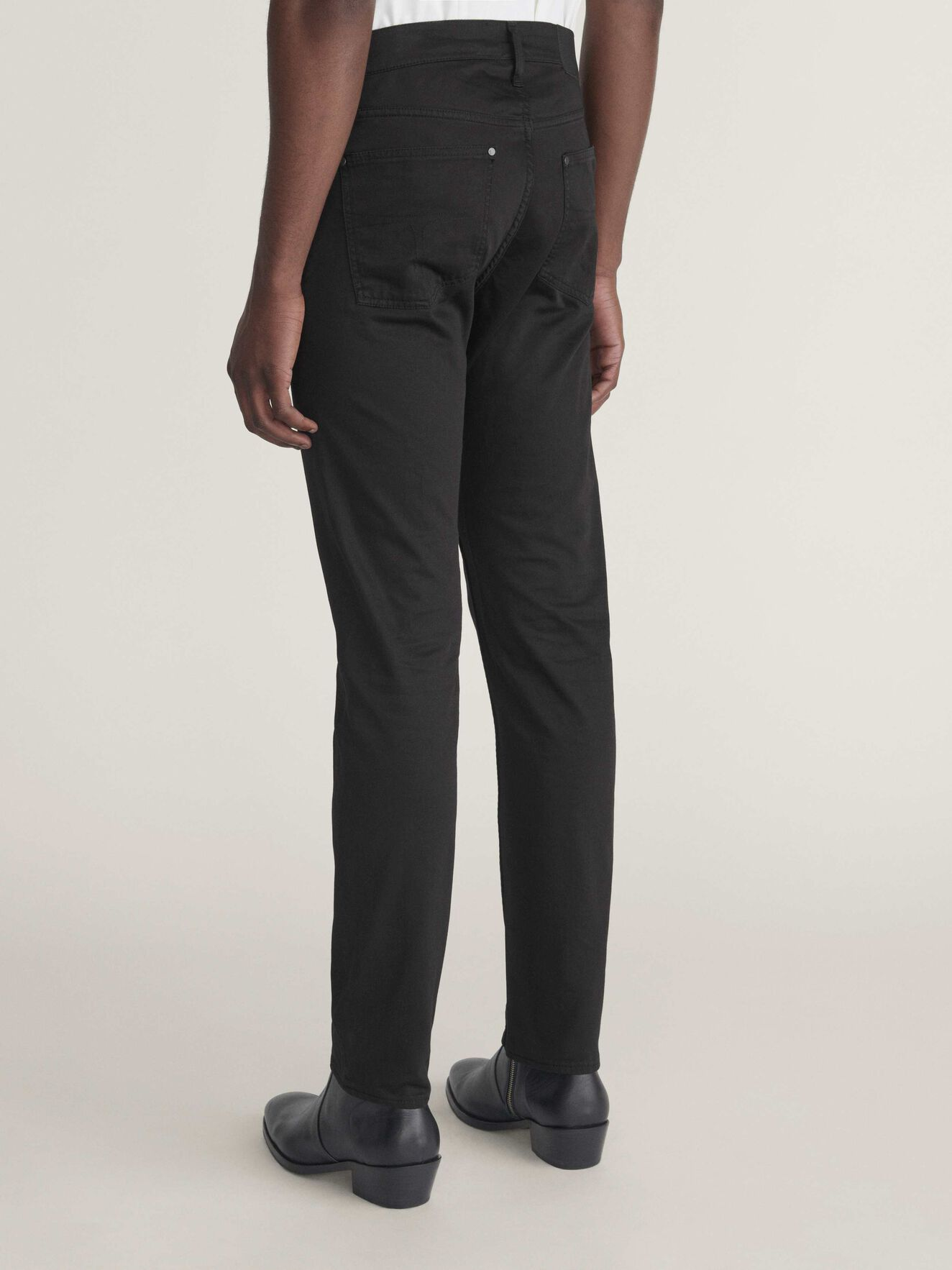 966ab3b388 ... Iggy Jeans in Black from Tiger of Sweden ...