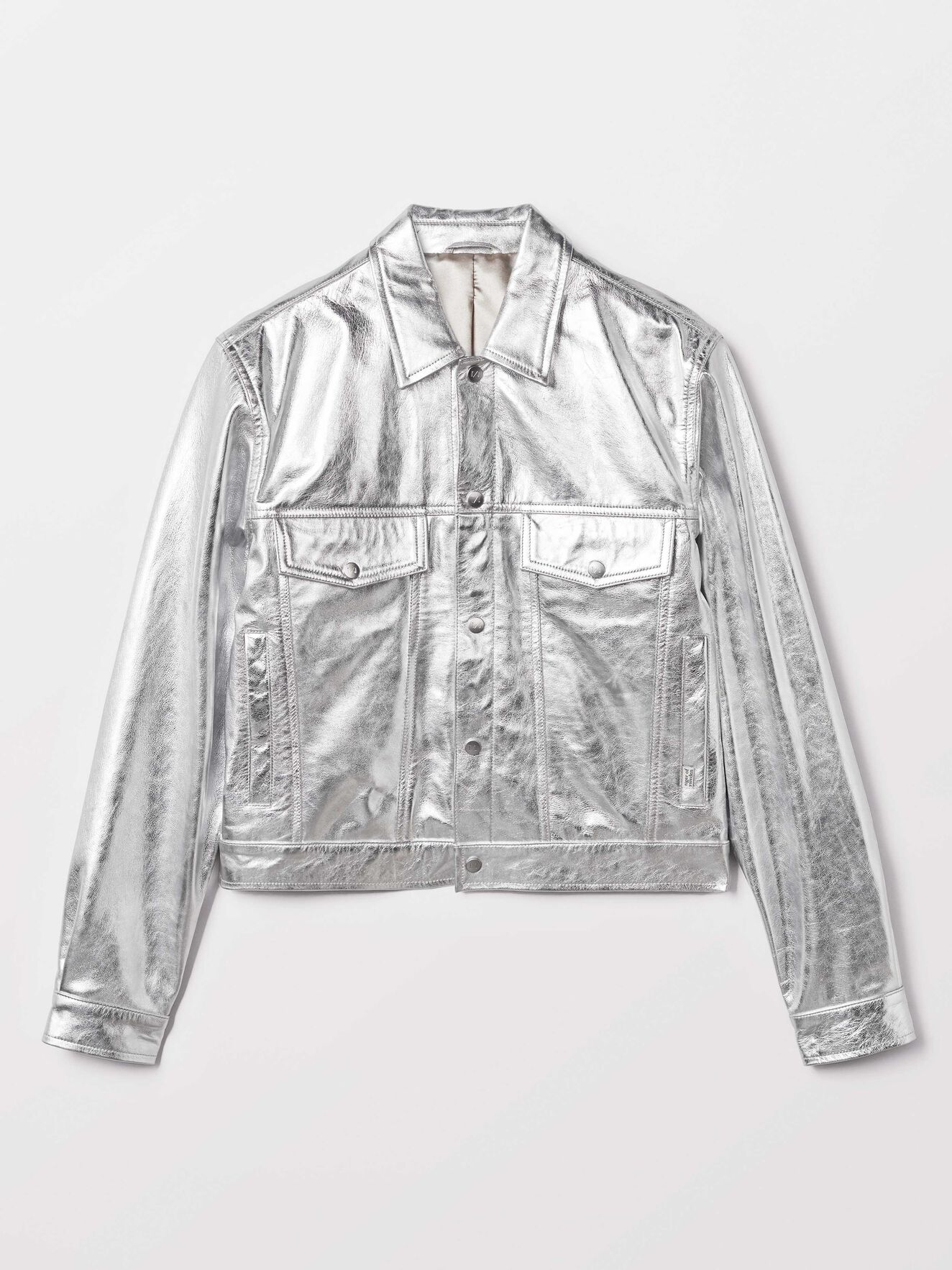 Lanzon M Jacket in Mercury Grey from Tiger of Sweden