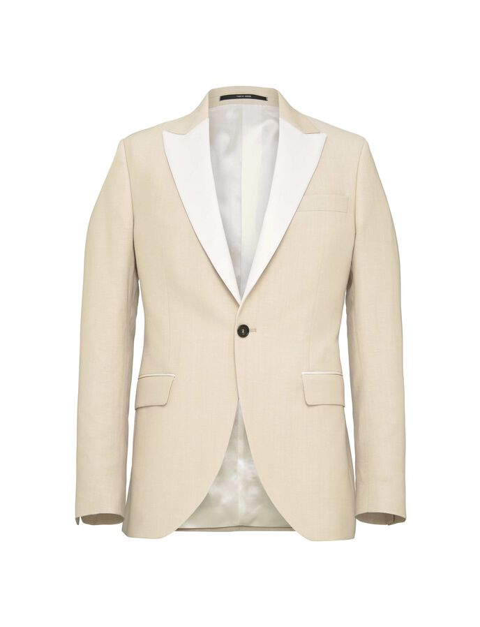 LAMAR BLAZER in Offwhite from Tiger of Sweden