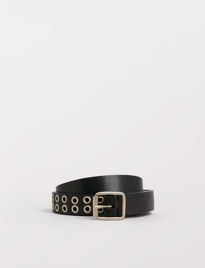 Braced Belt in Black from Tiger of Sweden